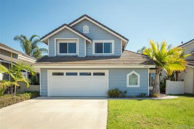 Carlsbad Single Family Home For Sale: 6936 Whitecap