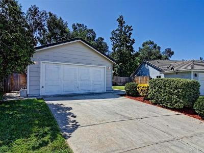 San Marcos Single Family Home For Sale: 644 Maybritt Cir