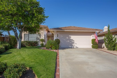 Single Family Home For Sale: 12920 Avenida Marbella