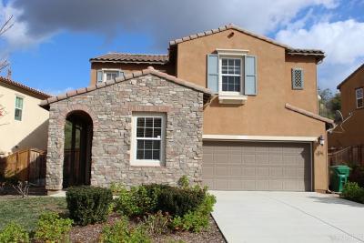 Oceanside Single Family Home For Sale: 1116 Breakaway Drive