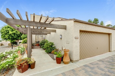 Townhouse For Sale: 2212 Plaza Bonita