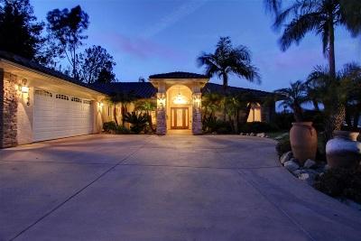 La Mesa Single Family Home For Sale: 5146 Russell Sq