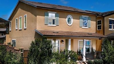 Escondido Single Family Home For Sale: 21502 Trail Ridge Drive