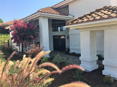 Fallbrook Single Family Home For Sale: 1012 Carryll Park Ct
