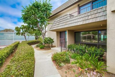 Solana Beach Townhouse For Sale: 808 S Sierra Ave