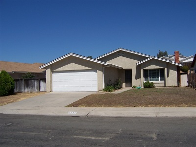 Single Family Home For Sale: 7862 Flanders Dr