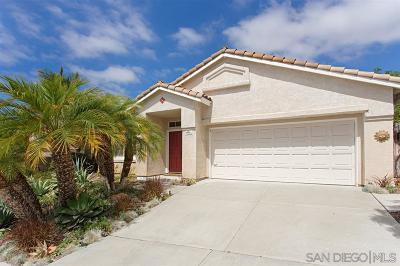 Carlsbad Single Family Home For Sale: 2818 Avenida Valera