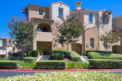 San Marcos Townhouse For Sale: 713 Almond Rd