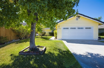 Oceanside Single Family Home For Sale: 1517 Spring Creek Ln