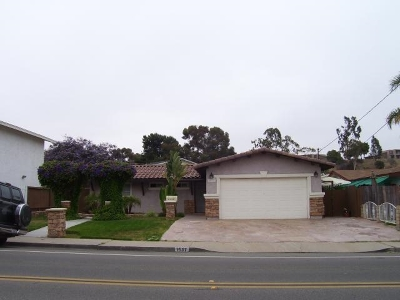 Chula Vista Single Family Home For Sale: 1537 Oleander Ave