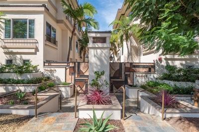 La Jolla Village Attached For Sale: 7530 Draper Ave #B