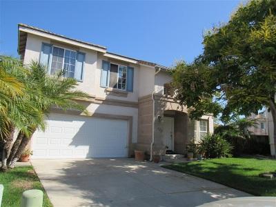 Rancho Del Rey Single Family Home For Sale: 1022 Plaza Narisco
