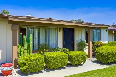 Oceanside Townhouse For Sale: 4413 Kittiwake Way