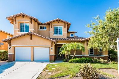 Carlsbad Single Family Home For Sale: 1584 Triton St
