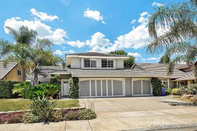 Oceanside Single Family Home For Sale: 711 Foxwood Dr