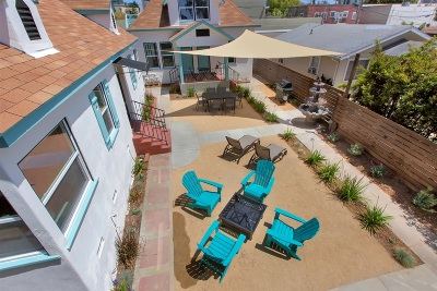 San Diego Multi Family 5+ For Sale: 3945-3951 Centre St