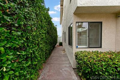Townhouse For Sale: 2914 La Costa Ave