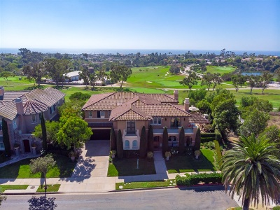Encinitas Single Family Home For Sale: 1461 Paseo De Las Flores