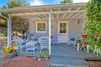 Encinitas Single Family Home For Sale: Hermes Ave
