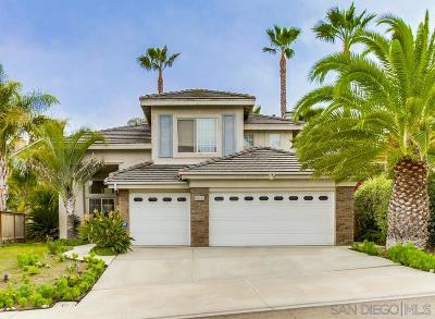 San Diego Single Family Home For Sale: 13565 Esprit Ave