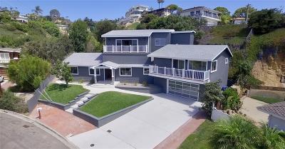 Single Family Home For Sale: 1032 Skylark Drive