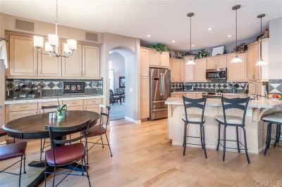 Oceanside Single Family Home For Sale: 5130 Via Madrid