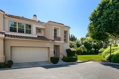 Carlsbad Attached For Sale: 6928 Thrush Place