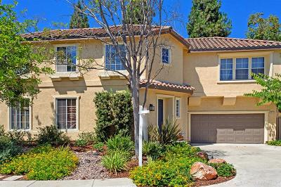 Carlsbad Single Family Home For Sale: 7111 Tanager Dr
