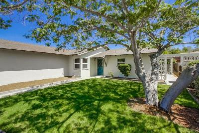 Poway Single Family Home For Sale: 14173 Frame Rd