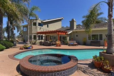 Single Family Home For Sale: 335 Loma Larga