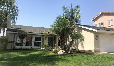 Single Family Home For Sale: 11489 Duenda Rd