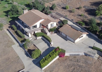 Escondido Single Family Home For Sale: 1053 Vista Ave