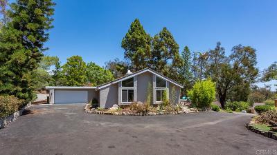 Oceanside Single Family Home For Sale: 3057 Sonja Ct