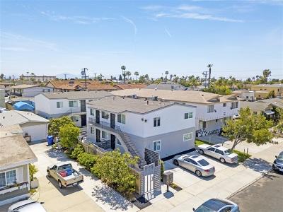 San Diego Multi Family 5+ For Sale: 4525 Felton Street