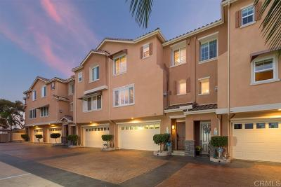 Carlsbad Townhouse For Sale: 2744 Carlsbad Blvd 203