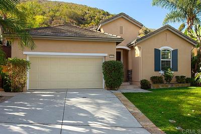 San Marcos CA Single Family Home Pending: $779,000