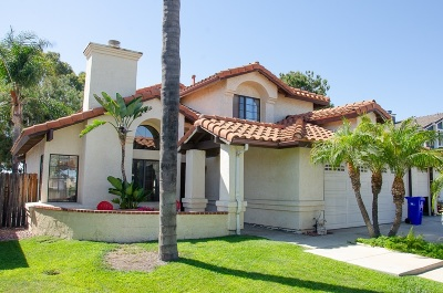 Oceanside Single Family Home For Sale: 5280 Rosewood Drive