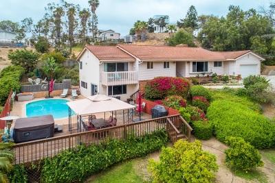 La Mesa Single Family Home For Sale: 10764 Queen Ave
