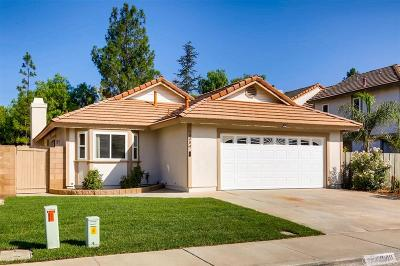 Escondido Single Family Home For Sale: 1040 Lochwood Place