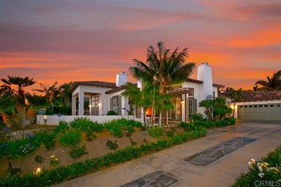 Single Family Home For Sale: 665 Camino De Orchidia