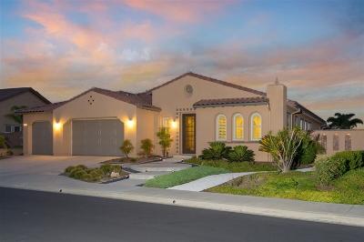 Fallbrook Single Family Home For Sale: 1741 Glenn Crawford
