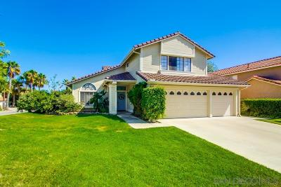 Oceanside Single Family Home For Sale: 1608 Avenida Oceano
