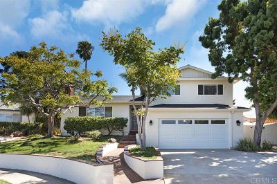 Carlsbad Single Family Home For Sale: 2420 Mark Cir