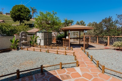 San Diego Single Family Home For Sale: 6882 Osterling