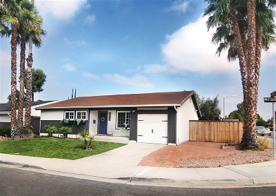 Single Family Home For Sale: 12754 Robison Blvd
