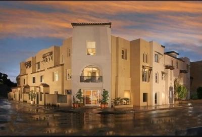 La Mesa Townhouse For Sale: 7745 El Cajon Blvd #9