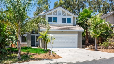 San Diego Single Family Home For Sale: 13956 Capewood