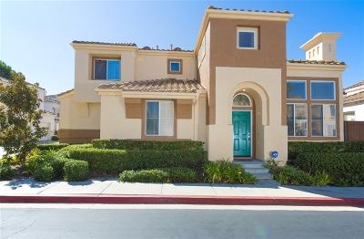 Single Family Home For Sale: 10976 Caminito Arcada