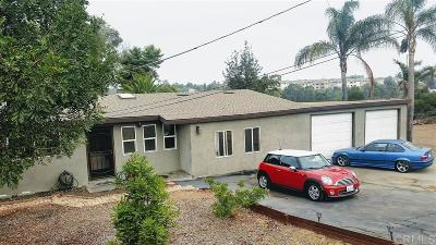 Vista Single Family Home For Sale: 915 S Melrose Drive