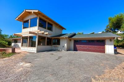 Single Family Home For Sale: 2760 Lone Jack Rd